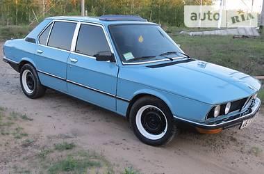 BMW 520 1977