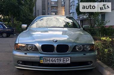 BMW 520 2001 в Черноморске
