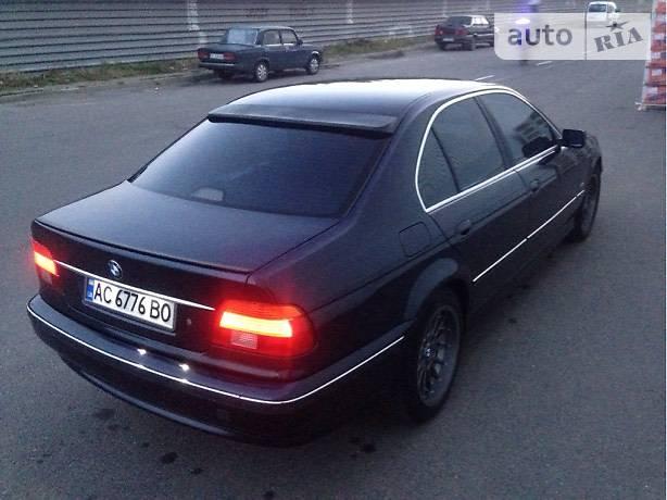 BMW 5 серия 1999 года в Луцке