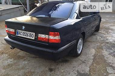 BMW 520 1990 в Млинове