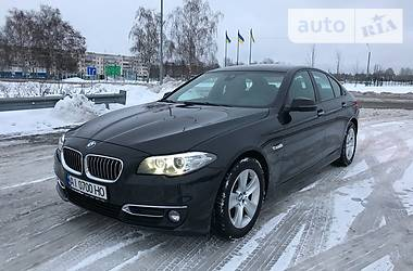 BMW 520 Laxury 2014