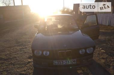 BMW 520 1987 в Нетешине