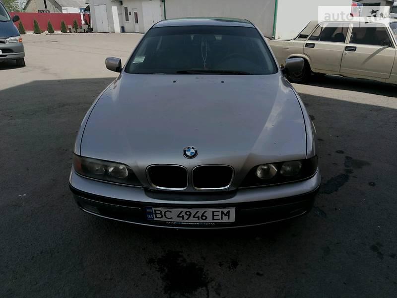 BMW 520 1998 в Хусте