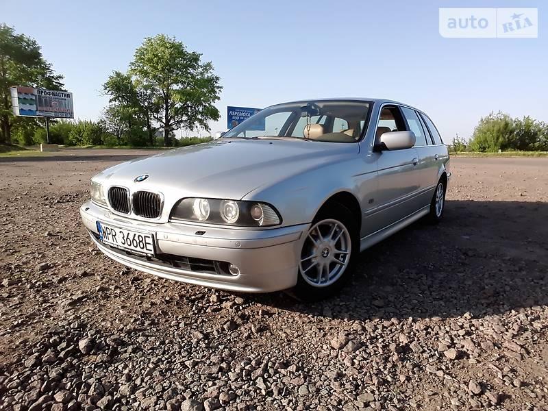 BMW 520 2001 в Николаеве