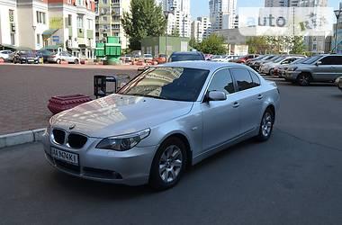 BMW 520 2005 в Киеве