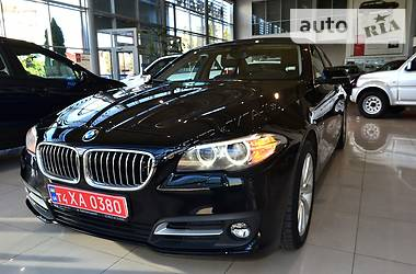 BMW 520 D 135KW LUXURY-M