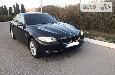 BMW 520 2011 в Ивано-Франковске