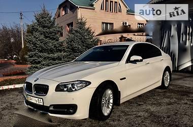 BMW 520 2016 в Запорожье