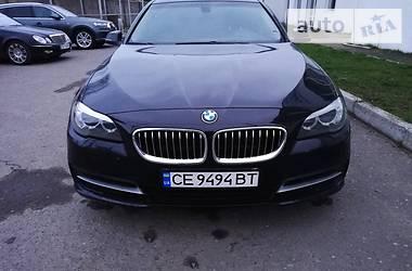BMW 520 2016 в Черновцах