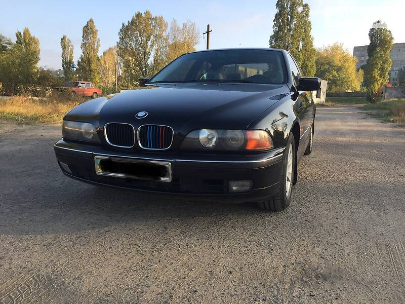 BMW 520 1999 в Одесі