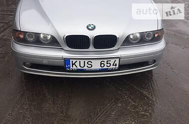 BMW 520 2002 в Харькове