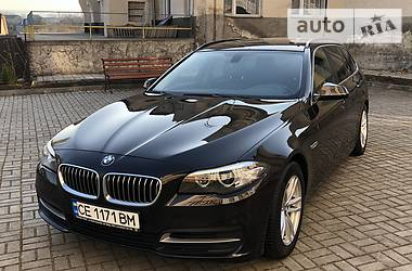 BMW 520 2014 в Черновцах