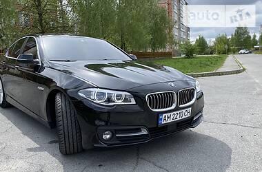 BMW 520 2015 в Новограде-Волынском