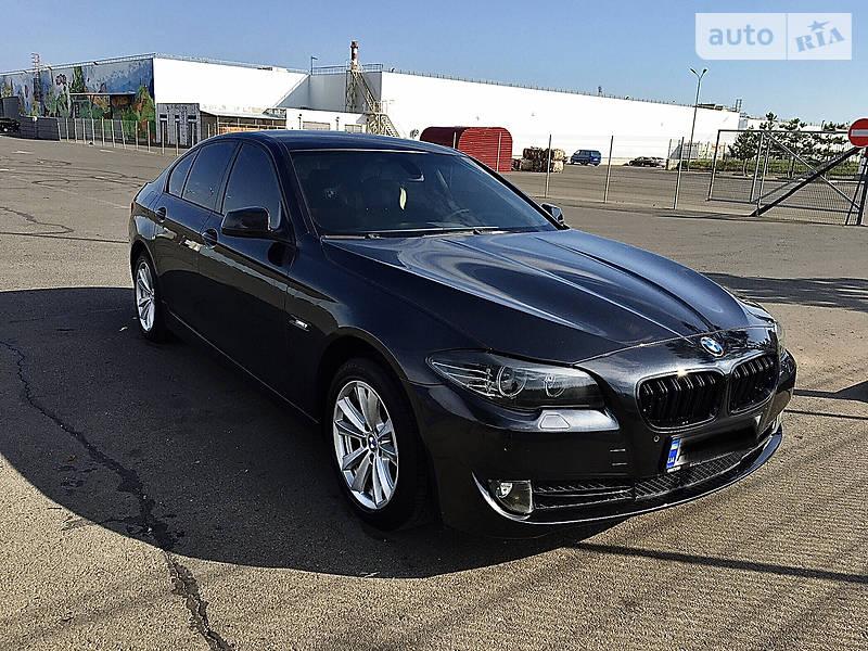BMW 520 2010 в Одессе