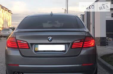 BMW 520 2011 в Львове