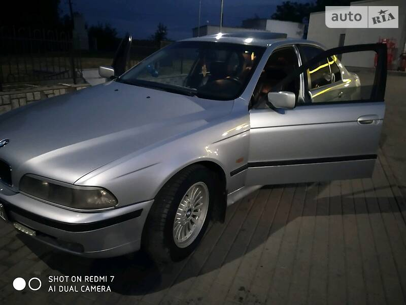 BMW 520 1996 в Хмельницком