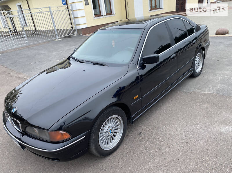 BMW 520 1997 в Бердичеве