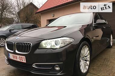 BMW 520 2015 в Ивано-Франковске