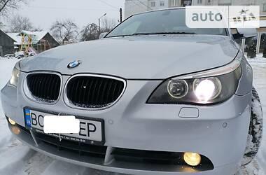 BMW 520 2005 в Львове