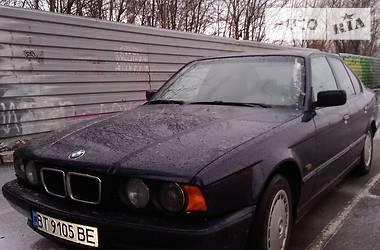 Седан BMW 520 1995 в Херсоне