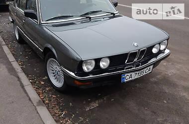 BMW 520 1986 в Звенигородке