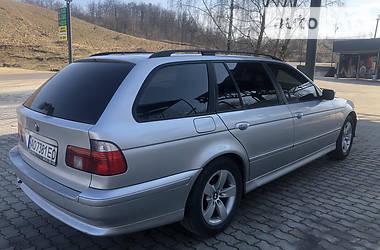BMW 520 2001 в Виноградове