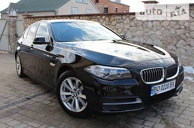 BMW 520 2015 в Тернополе