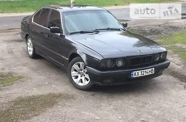 BMW 520 1990 в Харькове