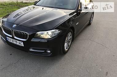 BMW 520 2016 в Харькове