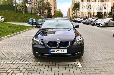Седан BMW 520 2008 в Киеве