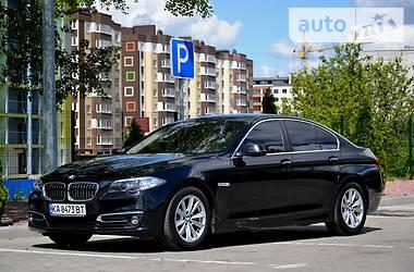 Седан BMW 520 2016 в Житомире