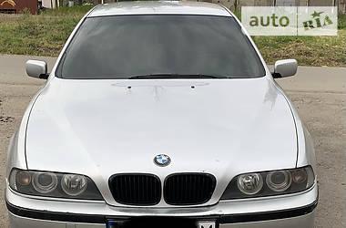 Седан BMW 520 2000 в Черноморске