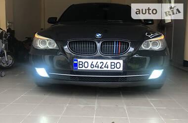 Седан BMW 520 2008 в Ивано-Франковске
