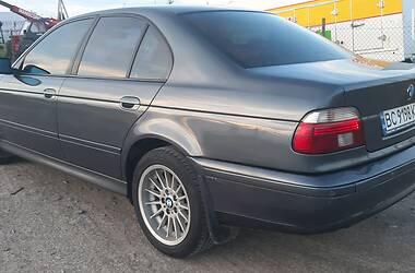 Седан BMW 520 2001 в Львове