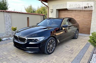Унiверсал BMW 520 2018 в Ужгороді