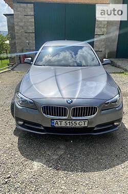 Унiверсал BMW 520 2016 в Івано-Франківську