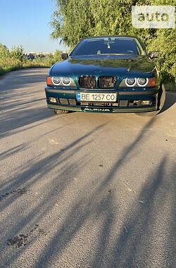 Седан BMW 520 1997 в Киеве