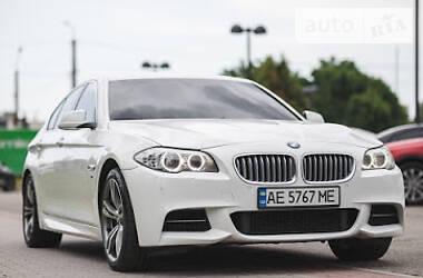 Седан BMW 520 2013 в Днепре