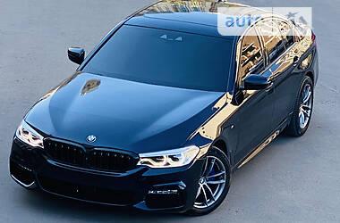 Седан BMW 520 2018 в Одессе