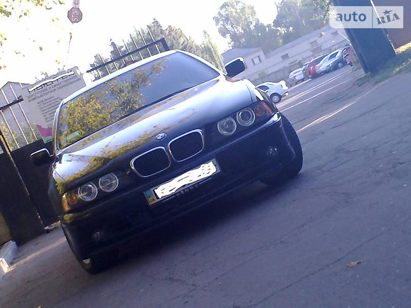 BMW 520 2001 в Луганске