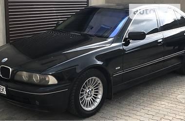 BMW 523 2001 в Львове