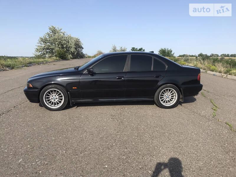 BMW 523 1999 в Одессе