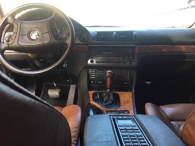 BMW 523 1998 в Ужгороде