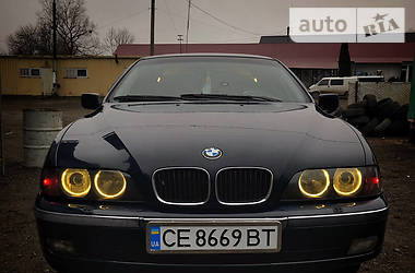 BMW 523 1996 в Глыбокой