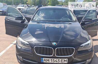 Седан BMW 523 2010 в Житомире