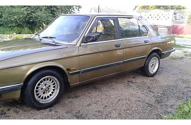 BMW 524 1984