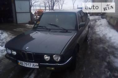 BMW 524 1986 в Виннице