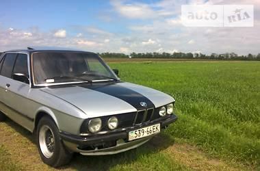 BMW 524 1986 в Запорожье