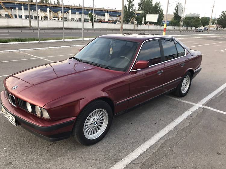 BMW 524 1990 в Киеве