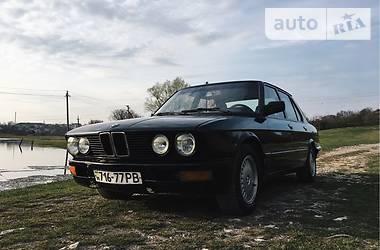 BMW 524 1988 в Зборове